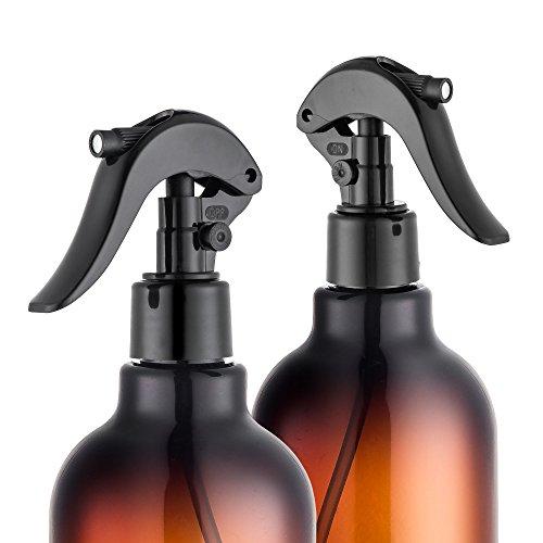 Spray-Bottles-16oz-Plastic-Spray-Bottles-with-Black-Fine-Mist-Sprayers-Refillable-Container-for-Essential-Oils