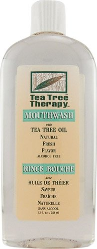 (Tea Tree Therapy Mouthwash -- 12 fl oz - 2pc)