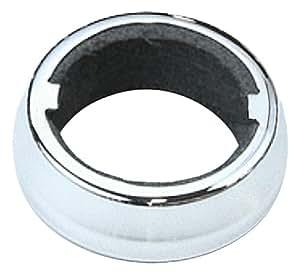Delta RP51490 Single Handle Kitchen Faucet Escutcheon, Chrome