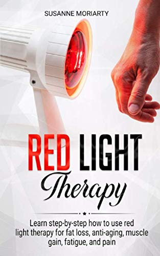 41 WnHAylyL - Red light therapy: Learn step-by-step how to use red light therapy  for fat loss, anti-aging, muscle gain, fatigue,  and pain.