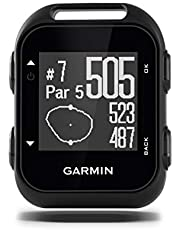 Garmin Approach G10, Compact and Handheld Golf GPS with 1.3-inch Display, Black