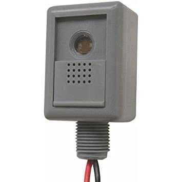 Adjustable Photocell Lamp Control To 2000W
