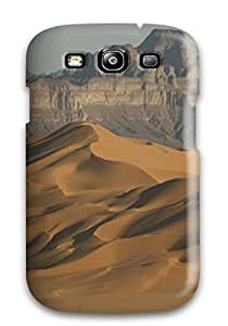 S3 Scratch-proof Protection Case Cover For Galaxy/ Hot Soft Sand Dunes Phone Case