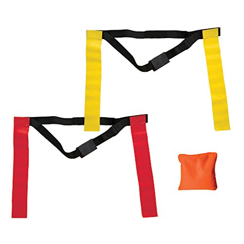 Franklin Sports 33020 Youth 8 Player Flag Football Kit