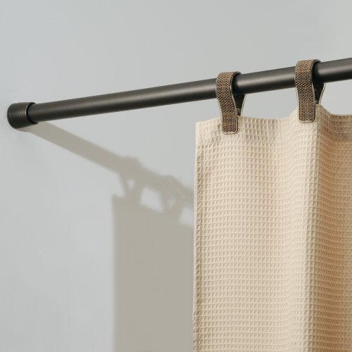 Interdesign Cameo Constant Tension Shower Curtain Rod Import It All