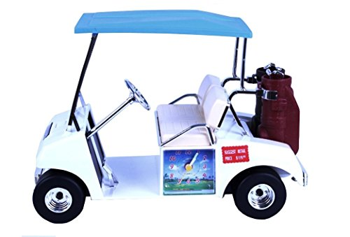 Miniature Golf Cart Novelty Alarm Clock (Golf Alarm Clock)