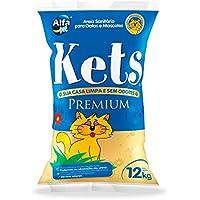 Areia Premium Kets para Gatos 12kg