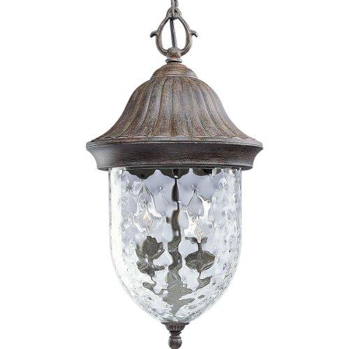 Hammered Glass Outdoor Lighting in US - 6