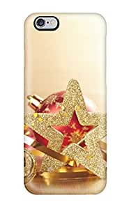New Premium Chrislmes Christmas Accessories Cute Skin Case Cover Excellent Fitted For Iphone 6 Plus