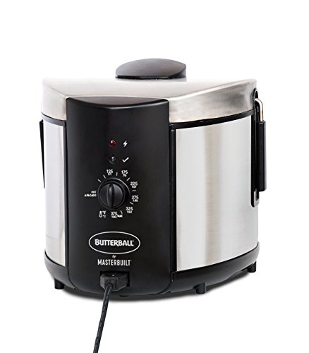 Butterball MB23015018 Electric Fryer, 5 L,