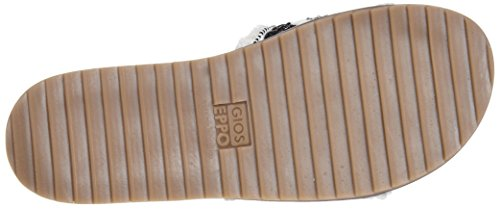Gioseppo 45335, Sandales Plateforme Femme Beige (Taupe)