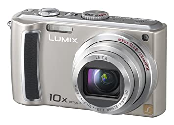 panasonic lumix dmc tz4 silver 8 1mp ccd 3264 x amazon co uk rh amazon co uk panasonic dmc-tz4 manual Panasonic DMC- TZ6