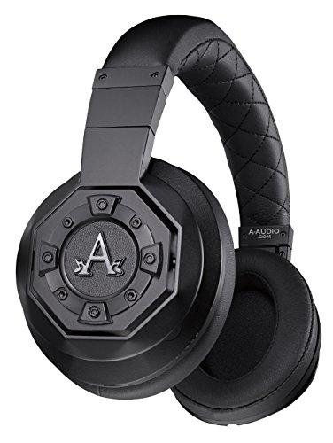 A-Audio A22 Icon Wireless Over-Ear Headphones, Phantom (Phantom Icon)