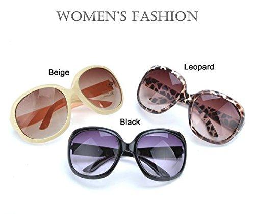 2 Nuevas de Gafas Moda Mujeres de sol de Tamaño Gran Ncient RetroVintage qzaPRwxa