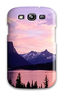 AERO Jose Aquino's Shop Top Quality Case Cover For Galaxy S3 Case With Nice Summer Sunset Appearance 8352488K76222875