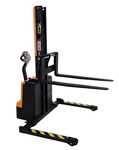 Vestil SNM15-62-AA Steel Stacker Power Lift