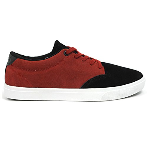 GLOBE Skate Shoes LIGHTHOUSE BLACK/RED