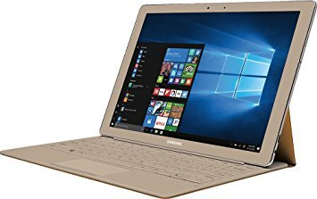 Samsung Galaxy TabPro S Convertible 2-in-1 Laptop / Tablet, 12' FHD+ Touchscreen - Intel Core...