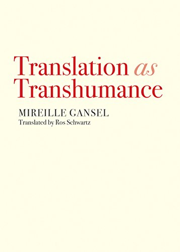 Translation as Transhumance by The Feminist Press at CUNY