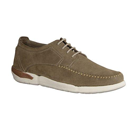 Sioux Herren Tureno-701 Sneaker Beige