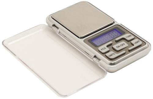 Measure Master Digital Pocket Scale - 500 (0.1g Pocket)