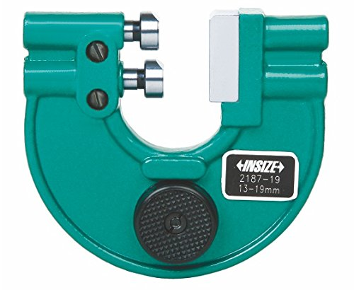 INSIZE 2187-19 Adjustable Snap Gage 13-19 mm