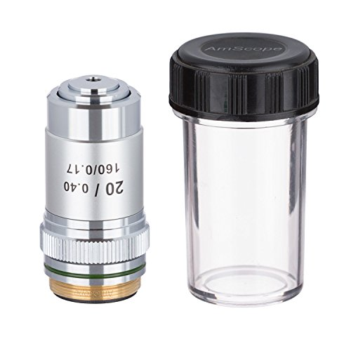AmScope A20X Achromatic Microscope Objective product image