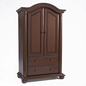 Baby Cache Heritage Armoire, Cherry (Discontinued by Manufacturer)