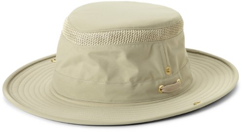 Tilley Endurables LTM3 Airflo Hat,Khaki/Olive,6.875