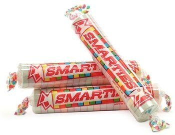 Smarties - Wrapped: 5 LBS