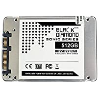 New Black Diamond Memory 512GB 2.5 6G SATA SSD with 3 years warranty