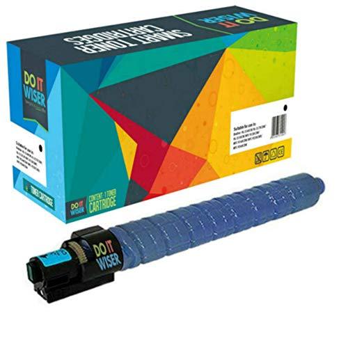 Do it Wiser Compatible Toner Cartridge for Ricoh Aficio SP C820dn SP C821dn SPC820 SPC821dn - 821029 (Cyan) (Toner Aficio C820dn Ricoh Sp)