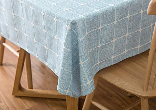 famibay Holiday Elegance Engineered Jacquard Christmas Tablecloths (Linen,Grey 52