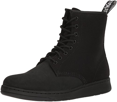 Dr. Martens Newton Nubuck Black Fashion Boot Black