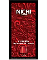 Espresso with Green Tea Extract, 20x Nespresso Compatible Capsules