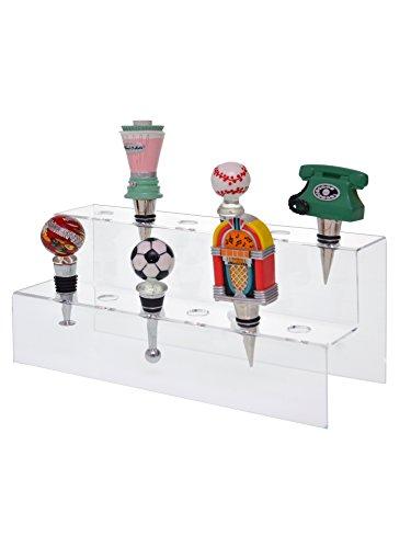 Wine Bottle Stopper Display - 7