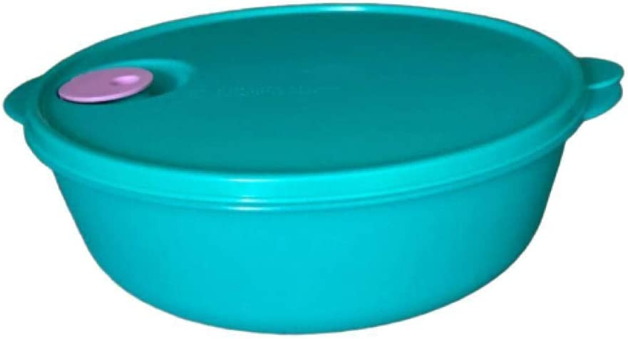 Tupperware CrystalWave Microwave 3 Quart Large Bowl