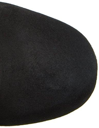 Negro 71770 Botas jean con Chie Mihara altas negro mujer tacón para q6OP85Pw
