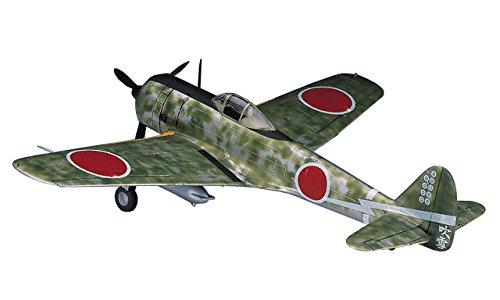 HASEGAWA 00131 1/72 Nakajimi Ki43-II Hayabusa (Oscar)