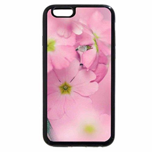 iPhone 6S / iPhone 6 Case (Black) Pink floks