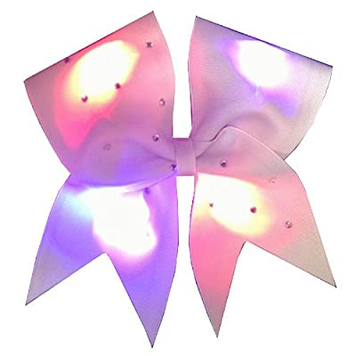 The Light Up Cheer Bow: Clothing