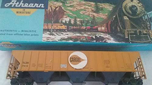 Athearn 54 Ft. Hopper Cargill Train car ()