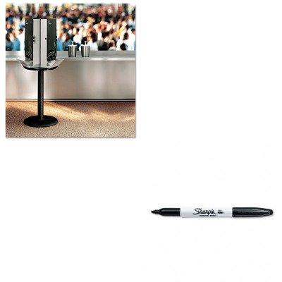 KITDXESSBASE08SAN30001 - Value Kit - Dixie SmartStock Cutlery Dispenser (DXESSBASE08) and Sharpie Permanent Marker (SAN30001)