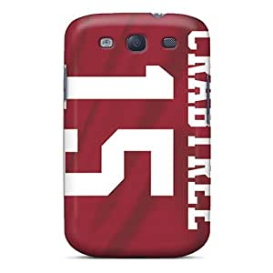New Style Cases Covers HKm9671fDUR San Francisco 49ers Compatible With Galaxy S3 Protection Cases