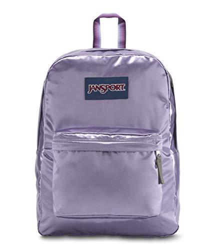 JanSport JS00TRS745R High Stakes Backpack, Satin - Satin School