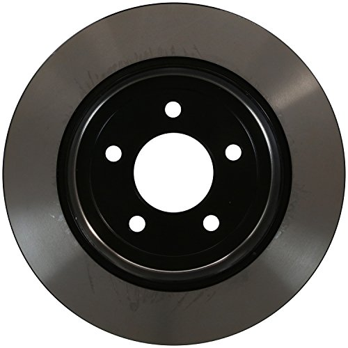 Wagner BD125537E Premium E-Coated Brake Rotor, Rear