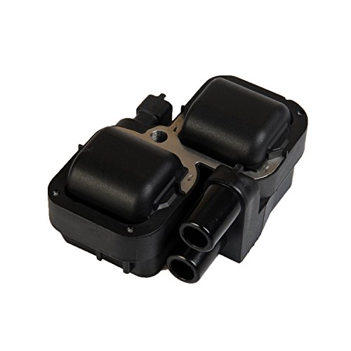 Ignition Coil for 1998-2011 Mercedes-benz Chrysler Crossfire CL500 CLK430 CLS500 E500 G55 AMG ML500 S430 SL500 SLK55 AMG 2.0L 2.6L 2.8L 3.2L 3.7L 4.3L 5.0L 5.5L 6.3L Compatible with C1444 C1361 UF-359