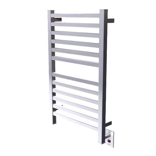 Amba Q 2033 O Quadro 20-1/2-Inch x 33-Inch Towel Warmer, Oil Rubbed Bronze (Towel Amba Bronze Warmer)