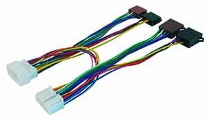 Phonocar 4/781 - Cable para kit manos libres para Mitsubishi Colt-L200 04, 06-Lancer, 01-Evo 07 y 08, varios colores
