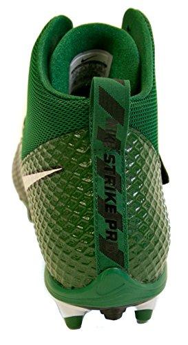 Nike Herren Lunarbeast PRO TD Fußballschuh Schwarz / Weiß-Kiefer Grün